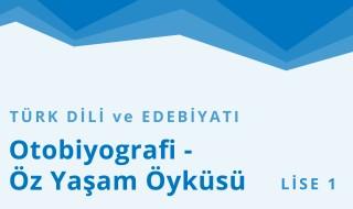 9. Sınıf Türk Dili ve Edebiyatı 11.Bölüm