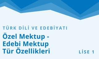 9. Sınıf Türk Dili ve Edebiyatı 18.Bölüm