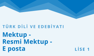 9. Sınıf Türk Dili ve Edebiyatı 19.Bölüm