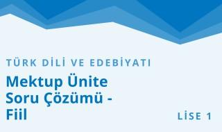 9. Sınıf Türk Dili ve Edebiyatı 21.Bölüm