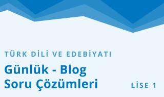 9. Sınıf Türk Dili ve Edebiyatı 25.Bölüm
