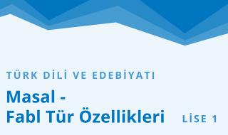 9. Sınıf Türk Dili ve Edebiyatı 28.Bölüm