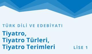 9. Sınıf Türk Dili ve Edebiyatı 30.Bölüm