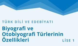9. Sınıf Türk Dili ve Edebiyatı 31.Bölüm