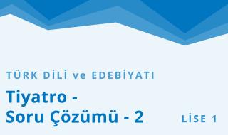 9. Sınıf Türk Dili ve Edebiyatı 6.Bölüm