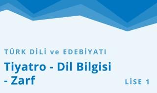 9. Sınıf Türk Dili ve Edebiyatı 7.Bölüm